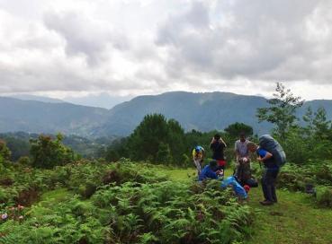 Mt. Ugo #mtncleanup2014